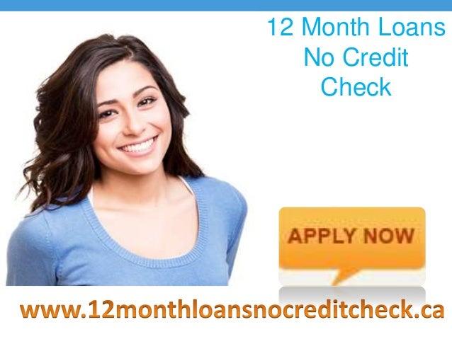 12 Month Loans No Credit Check- Enjoy Trouble-Free Long Term Installm…
