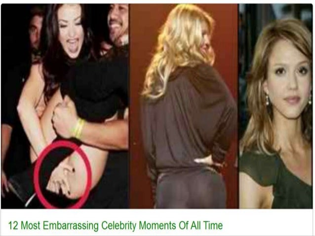 Embarrassing Celebrity Pictures