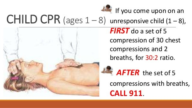 Image result for child cpr