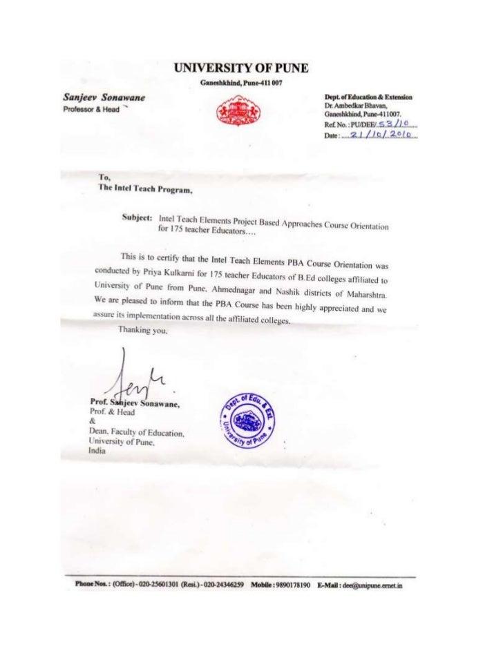 12 pba orienttion completion letter