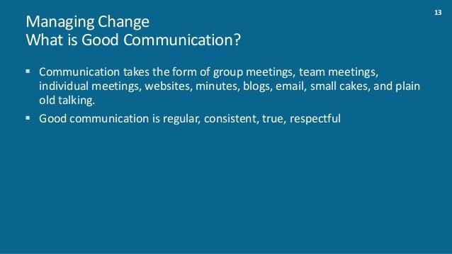 14 VP Leadership Employees ManagingChange OrgCultureofTransparency Regularupdates Reiterationofplans Celebratesucc...