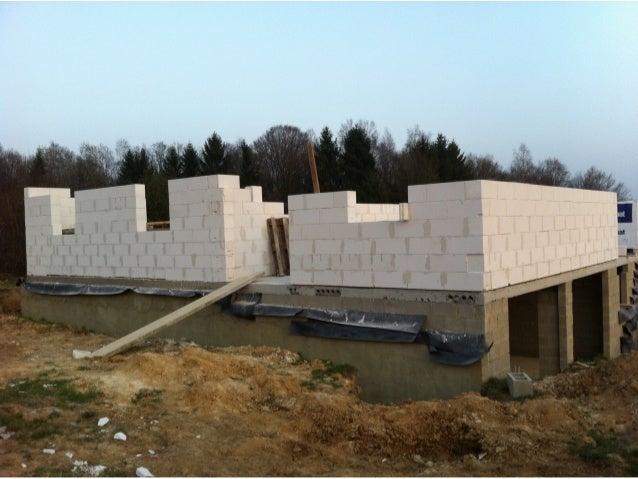 12 pose blocs beton cellulaire rez de chaussé