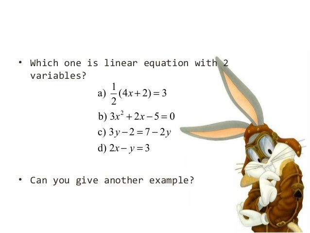 how to solve 3 linear equations with 4 variables