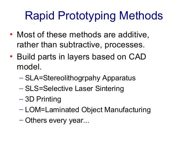 12 Prototyping
