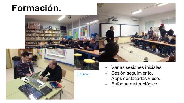 12 proyectos con ipads. Edutablets II. Slide 3