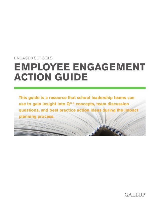 12 Engagement Action Plan