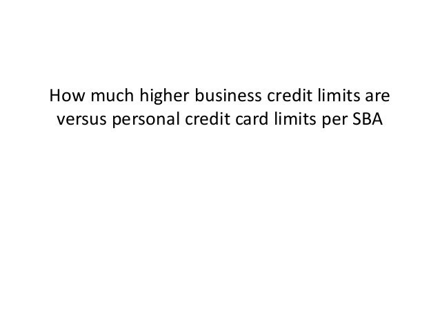 12 reasons having business credit is a must for every successful comp but i will 13 how much higher business credit limits are versus personal credit card reheart Images