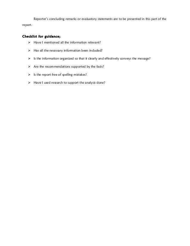 12 report writing i Slide 2