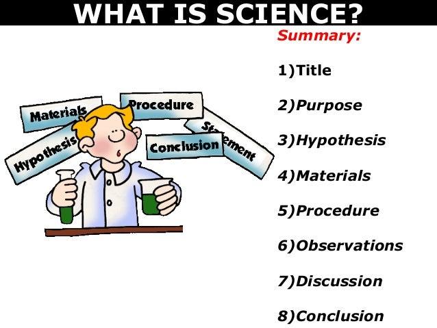 Scientific Method - Interactive Phun Curriculum