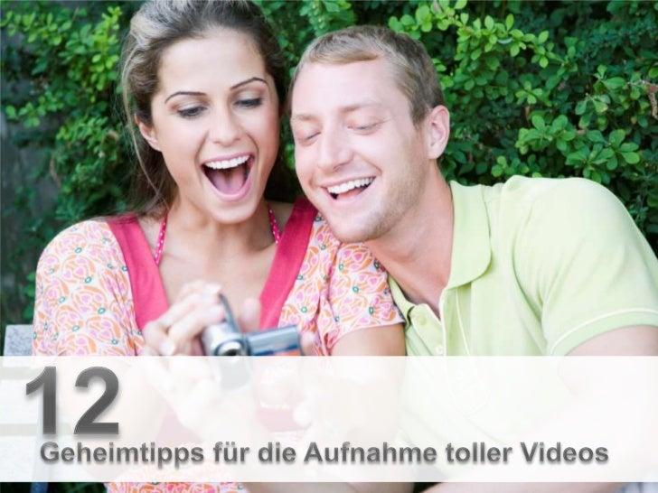 12: Überprüfen Sie Speicherplatz und Batterien. Man kann keine tollenVideos aufnehmen, wenn die Batterie leer ist oder Spe...