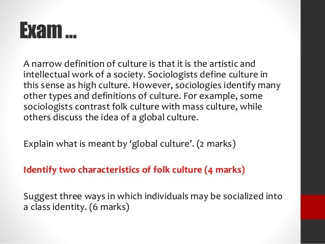 sociology and other cultures Cultural diversity essay topics: social justice and cultural relations, sociology and along with cultural diversity, some of the other social relations and.