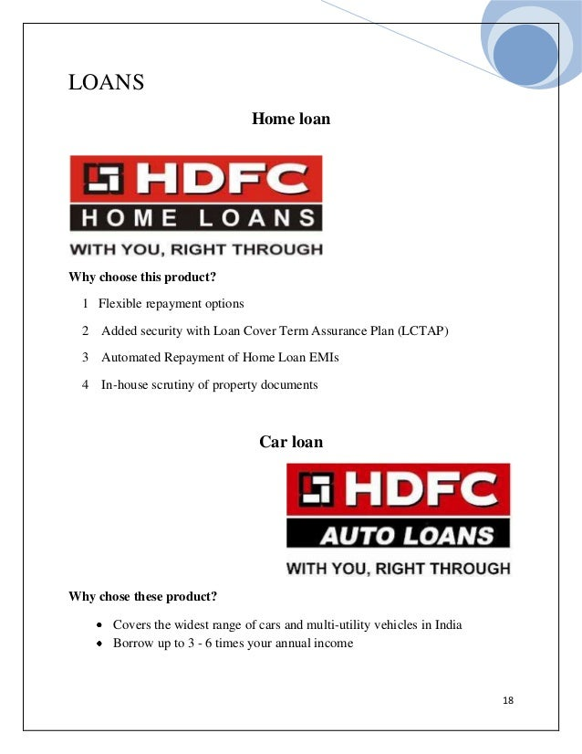 hdfc bank annual report moneycontrol