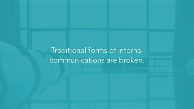 12 Stats that Prove Internal Communications Must Evolve Slide 2