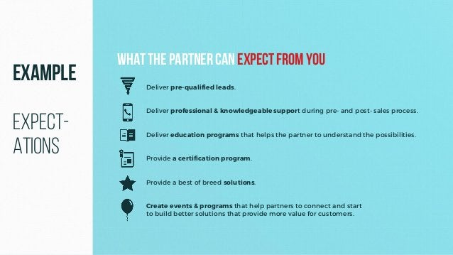 Deliver pre-qualified leads. Deliver professional & knowledgeable support during pre- and post- sales process. Deliver edu...