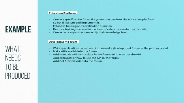 Education Platform - Create a specification for an IT-system that can host the education platform. - Select IT-system and ...