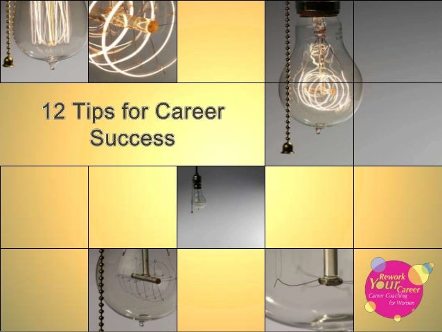 CAREER Tip 1 Take the time to stop and think about what you like in your current role/job.  What do  I like?  If you're re...
