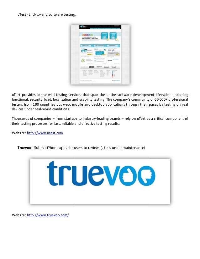 12 top app testing tools