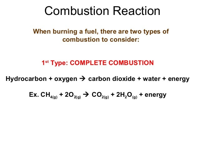 12 types of chemical reactions