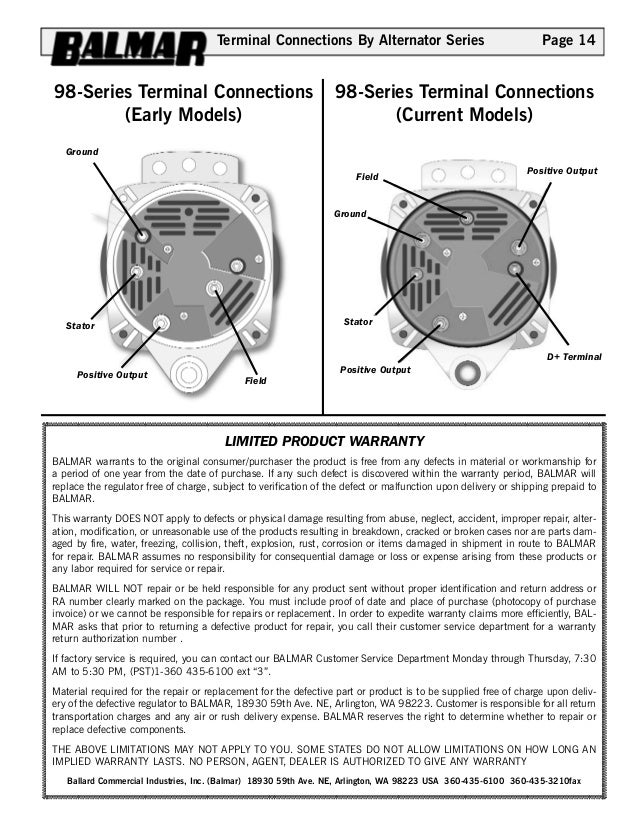 Amazing Hitachi Alternator Wiring Diagram Photos - Everything You ...