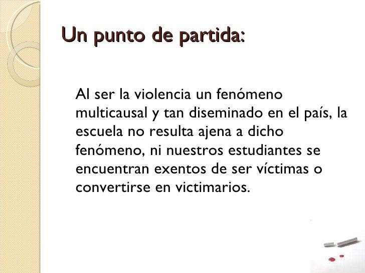 12 violencia en los centros escolares asesores pedagógicos Slide 2