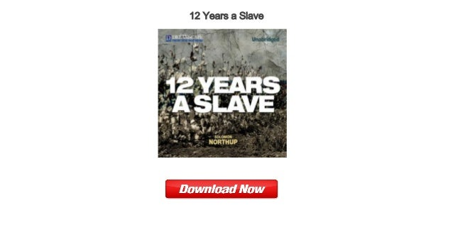 Audiobooks Free Download 12 Years A Slave