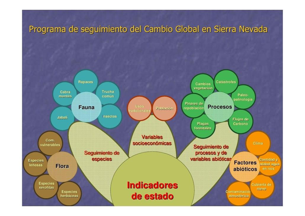 Programa de seguimiento del Cambio Global en Sierra Nevada                                 Rapaces                        ...