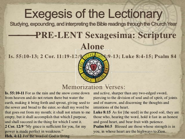 An Exegetical Analysis of Psalm 107