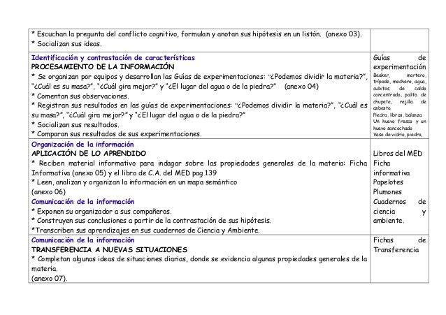 SESIÓN PROPIEDADES GENERALES DE LA MATERIA-LECTURA-5º Slide 3