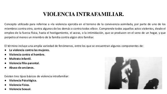 (13 04-2021) Violencia intrafamiliar y violencia de genero, manejo en el ambito sanitario Slide 3