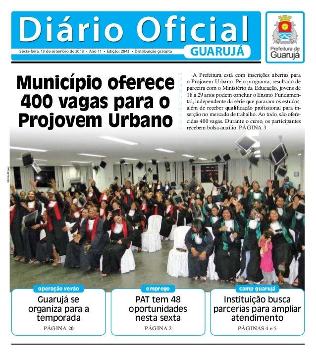 Guarujá se organiza para a temporada Página 20 operação verão Instituição busca parcerias para ampliar atendimento PáginaS...