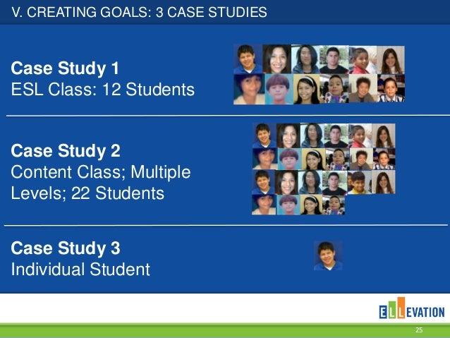 english language learners case study