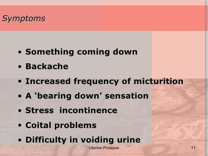 uterin prolaps gratis escort