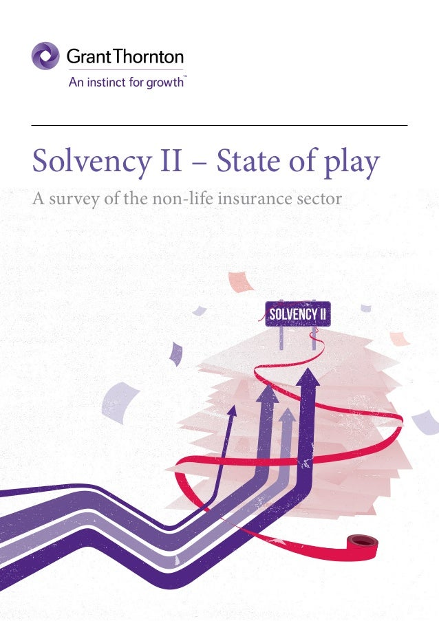 Solvency II – State of playA survey of the non-life insurance sector