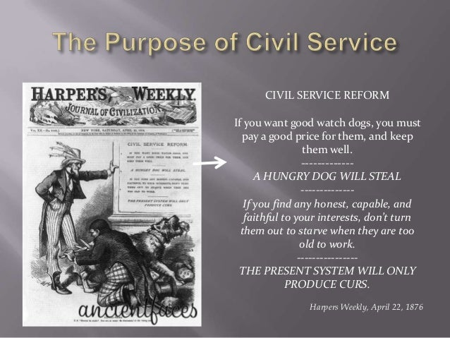 The Encyclopedia Americana (1920)/Civil Service Reform