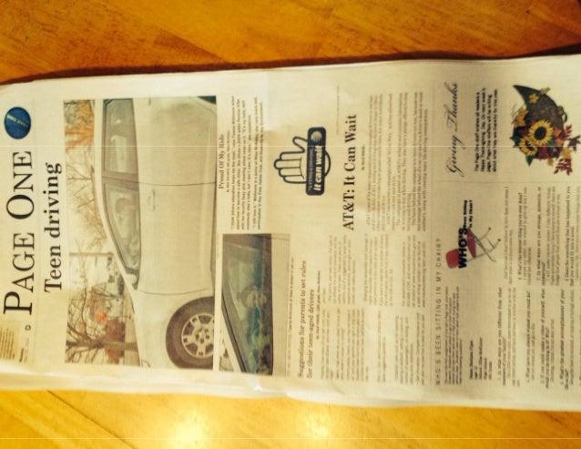 13.11.25 warren tribune chronicle   teen driving