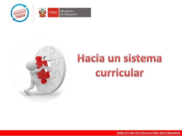 DIRECCIÓN DE EDUCACIÓN SECUNDARIA
