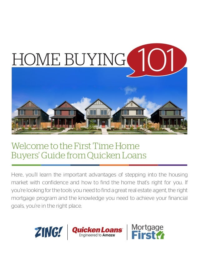 HOME BUYING Here, you'll learn the important advantages of stepping into the housing market with confidence and how to fin...
