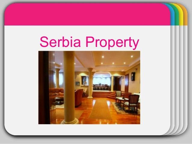 WINTERTemplateSerbia Property