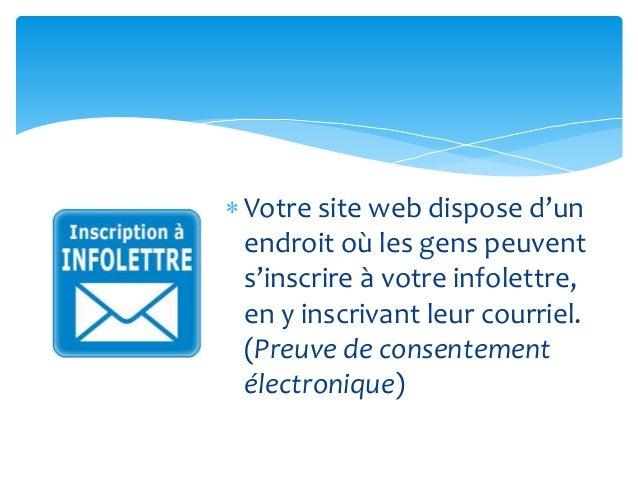 l u2019impact de la nouvelle loi anti courriel