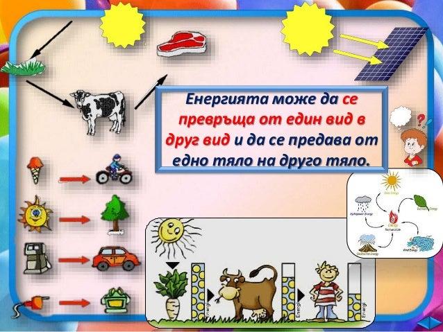 Енергията на  слънцето  водата  вятъра  е защото тя  не замърсява околната среда  и никога не свършва.