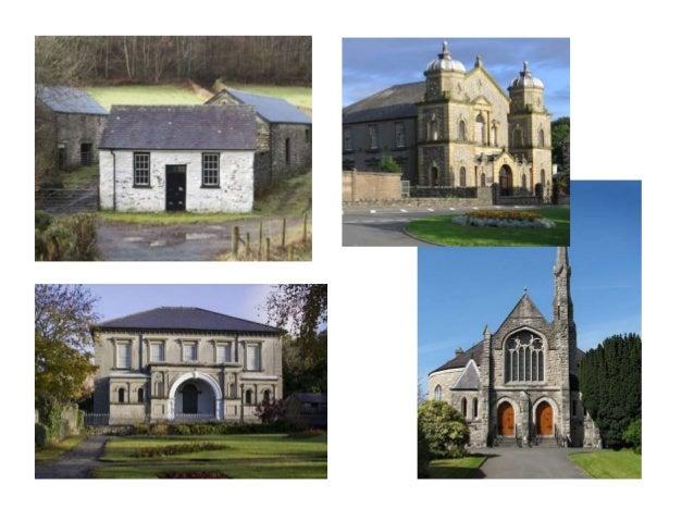Independants Wesleyans Baptists Primitive Methodists Calvinistic Methodists Unitarians