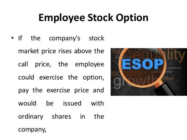 M stock options
