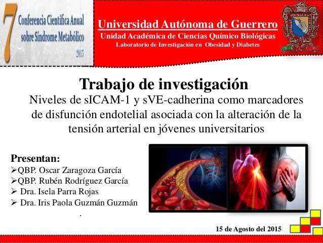 Presentan: QBP. Oscar Zaragoza García QBP. Rubén Rodríguez García  Dra. Isela Parra Rojas  Dra. Iris Paola Guzmán Guzm...