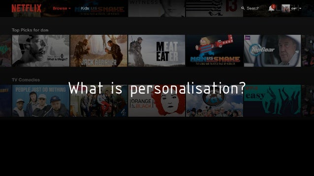 How to develop a successful consumer personalisation strategy | Digital conference | 27 October 2016 Slide 2
