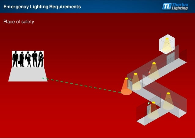 Emergency Lighting Requirements Place Of Safety ...