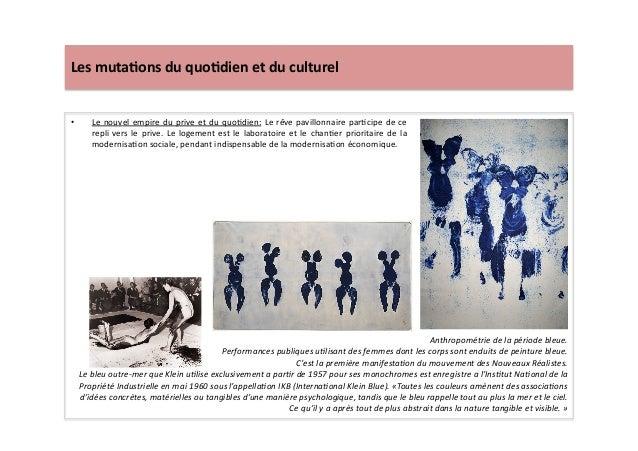 Les  muta)ons  du  quo)dien  et  du  culturel   • Le  nouvel  empire  du  prive  et  du  quoL...
