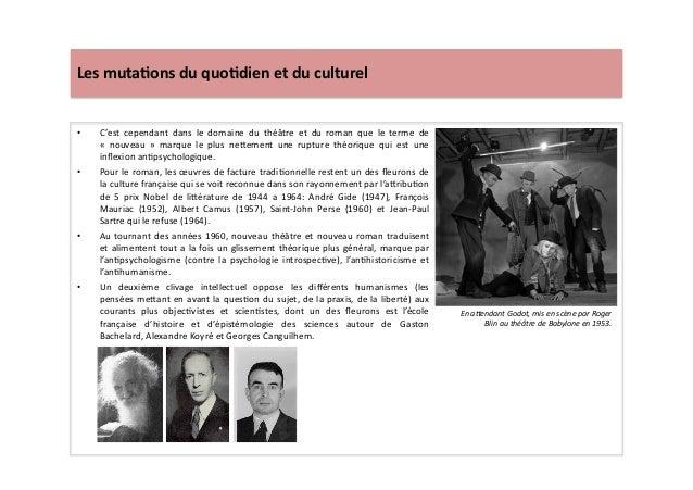 Les  muta)ons  du  quo)dien  et  du  culturel   • C'est   cependant   dans   le   domaine   du  ...