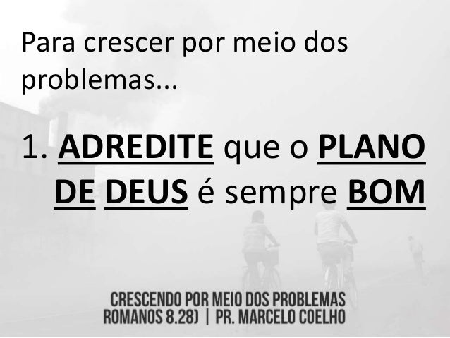 """""""Porque sou eu que conheço os planos que tenho para vocês – diz o Senhor – planos de fazê-los prosperar e não de causar da..."""