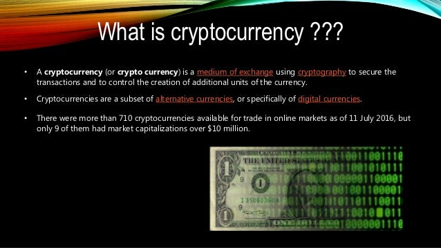 How what is a cryptocurrency exchange