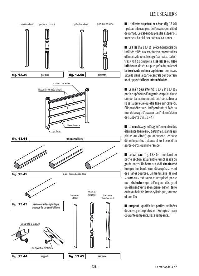 13 escaliers for Longueur d un escalier